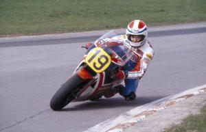 Freddie Spencer - 500cc Honda