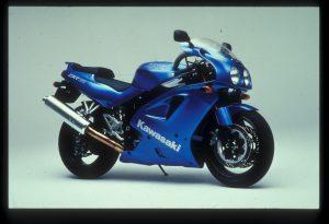 Kawasaki ZXR750 J1