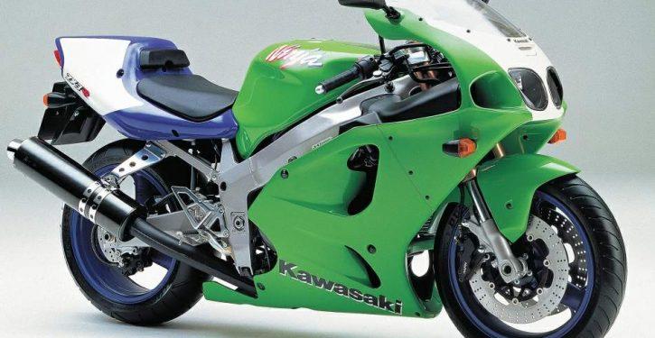 Kawasaki ZX7RR
