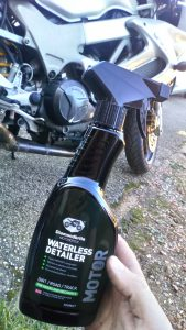 Diamondbrite Waterless Detailer