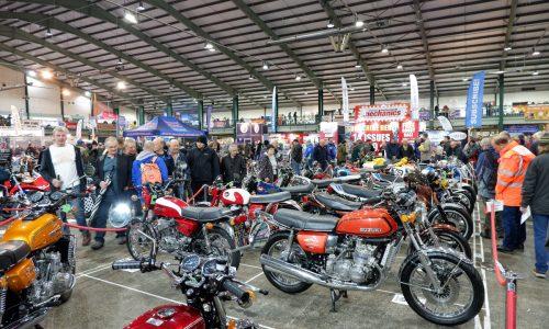 The Carole Nash Classic Motorcycle Mechanics Show - IMAGE CREDIT LEANNE MANDALL MORTONS MEDIA GROUP