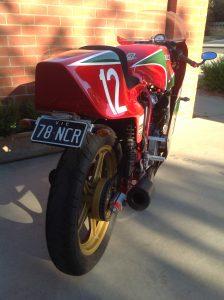 Ducati 900SS Mike Hailwood Replica
