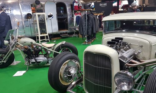 Classic Bike Surge at Motorcycle Live 2019!