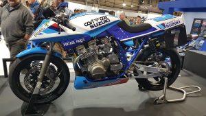 Suzuki GSX1100SD Katana Endurance Race Bike