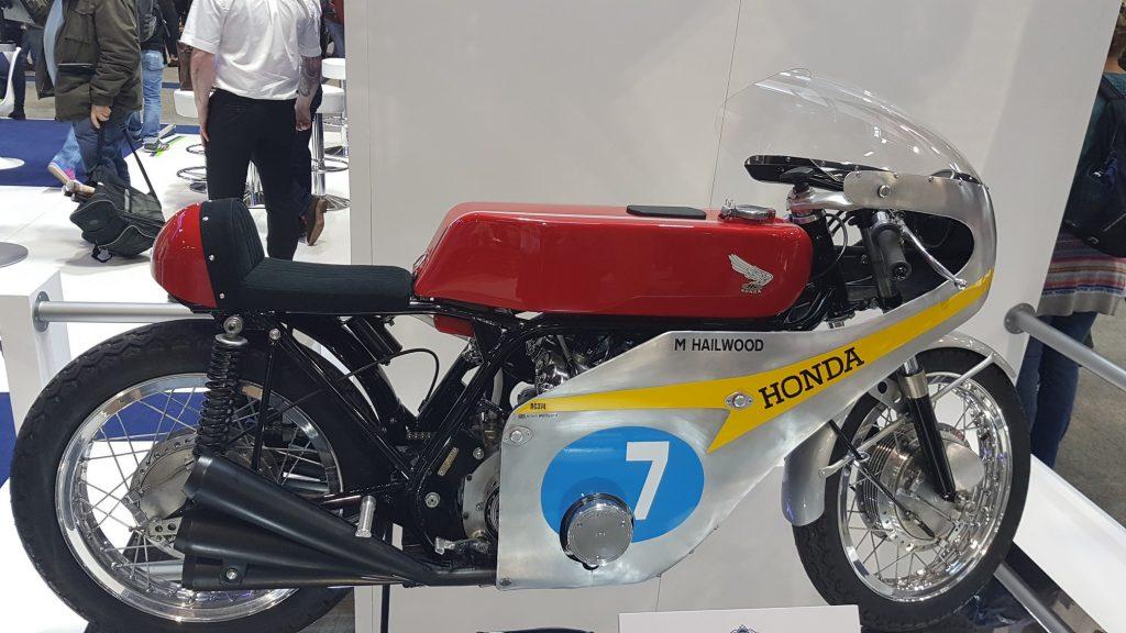 1967 Honda RC374 Allen Millyard