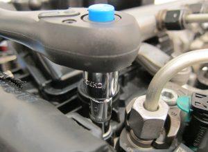 Comprehensive Socket & Bit Adaptor Set from Laser Tools