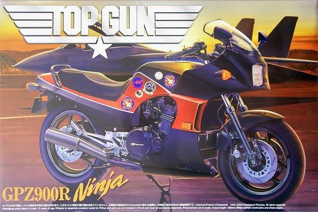 Motorrad Top Gun