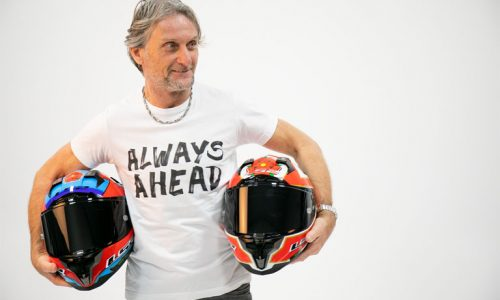 Foggy to launch new LS2 helmet