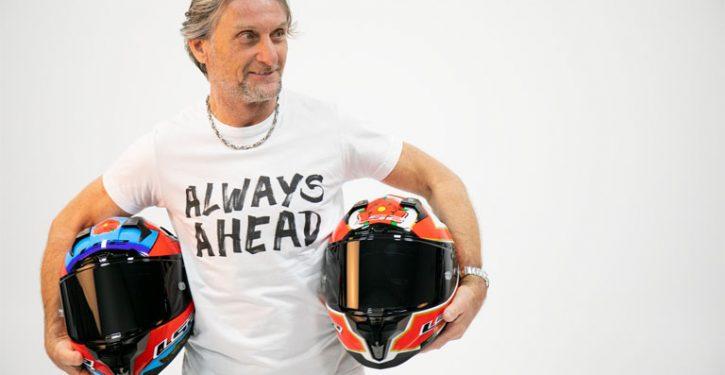 Foggy to launch new LS2 helmet
