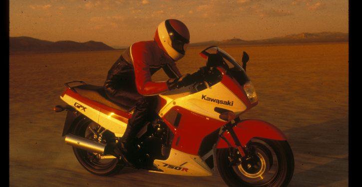 Kawasaki GPX750