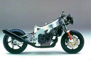 1992 Honda CBR900RR Fireblade naked
