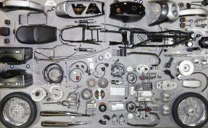 1974 BMW R 90 S parts list