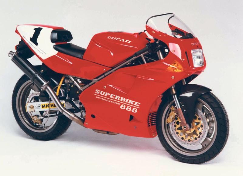 1993 Ducati Superbike 888