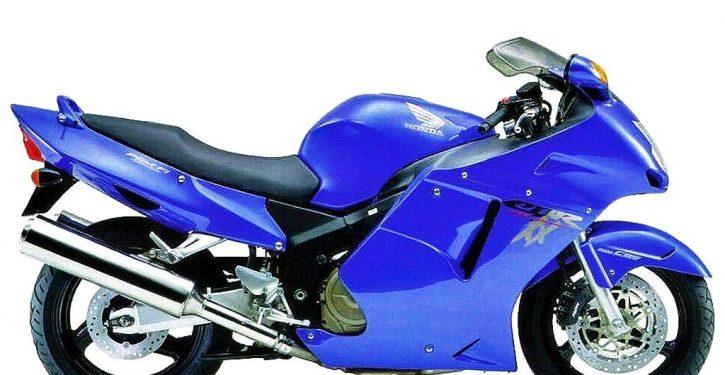 Bikes that make you go hmmm… Honda CBR1100XX Super Blackbird