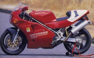 Ducati 888 SP0