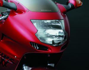 Honda CBRX1100 9998 front end