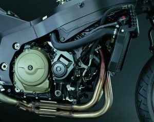 Honda CBR1100XX Super Blackbird engine