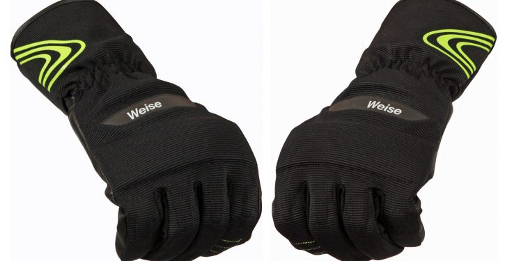 Weise Malmo motorcycle gloves