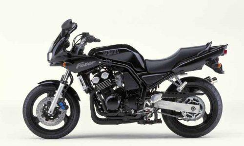Yamaha FZS600 Fazer 1998-2004