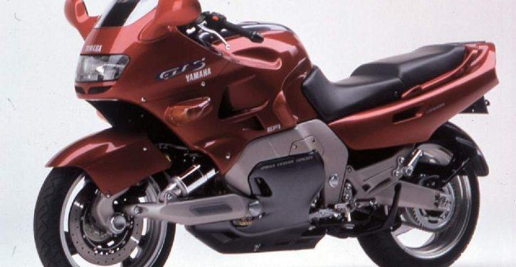 Yamaha GTS1000 A