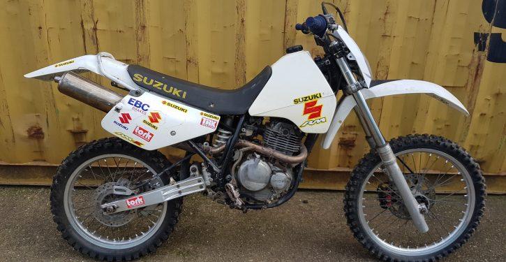 Sensational The Frame Game Suzuki Dr350 Classic Motorbikes Camellatalisay Diy Chair Ideas Camellatalisaycom