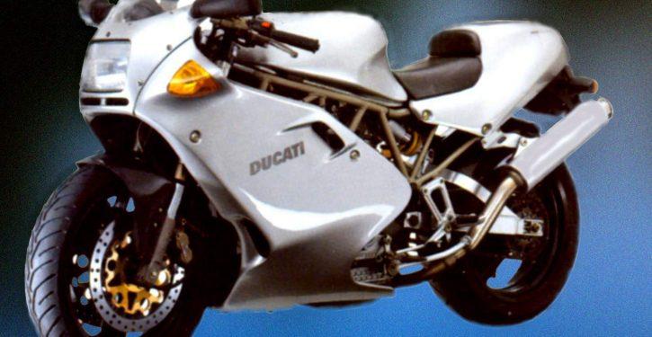 Ducati 900 SS Final Edition