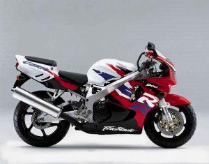 Honda CBR900RR FireBlade 1992-1999