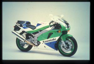 Kawasaki ZXR750 K Model K