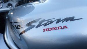 Honda VTR1000 Firestorm tank