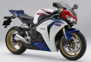 2008 Honda CBR1000RR Fireblade