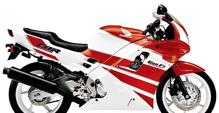 1991 Honda CBR600F