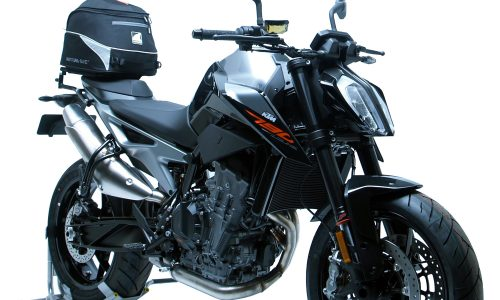 KTM 790 Duke Ventura luggage