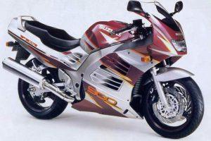 Suzuki RF900