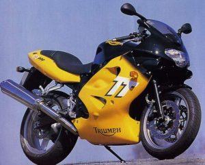 Triumph TT600
