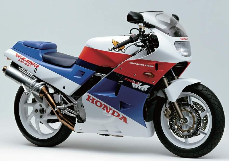 Honda vfr 400 NC24 rothmans t shirt