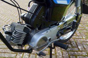 Yamaha FS1E restored engine