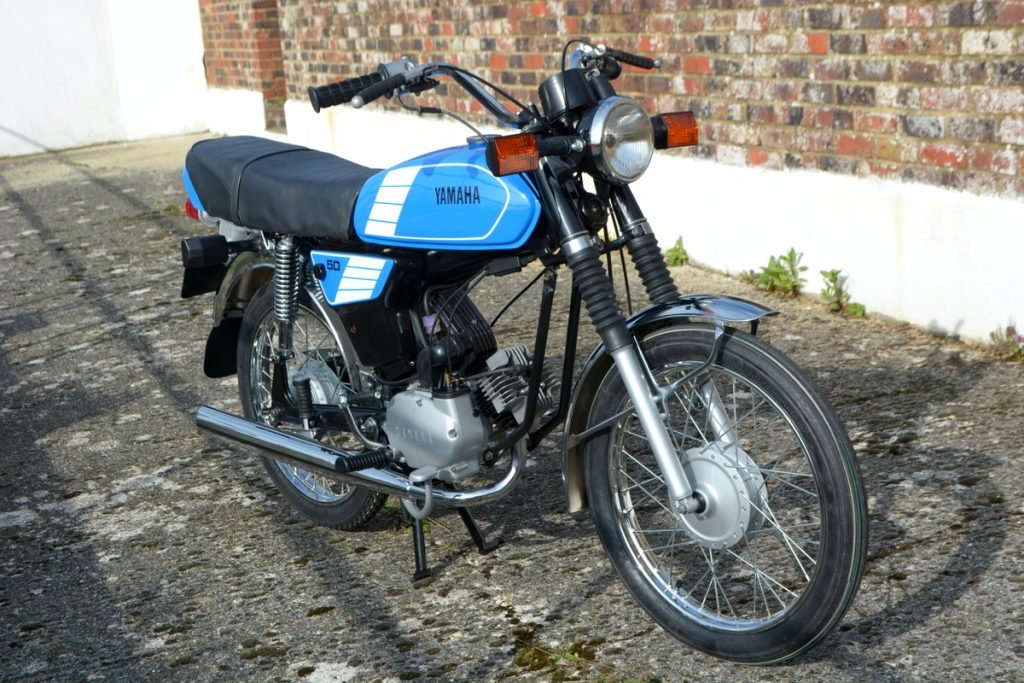 Restored Yamaha FS1E