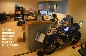 EX Isle of Man TT GSX-R1000