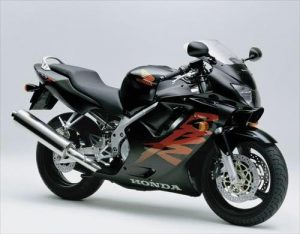 Honda CBR600 FX-Y