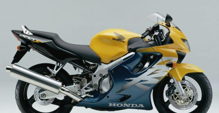 CBR600 FX FY