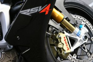 Aprilia RSV4 Front Suspension