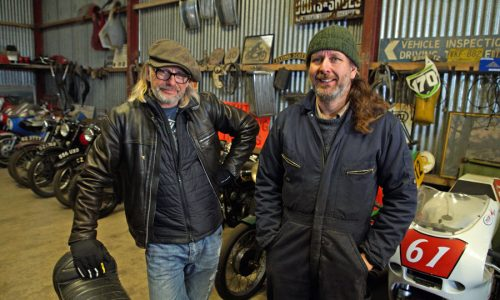 Find It Fix It Drive It, a new 10-part series from the team behind Shed & Buried and The Motorbike Show, is coming to TV screens in March.