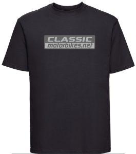 classic motorbikes t-shirt
