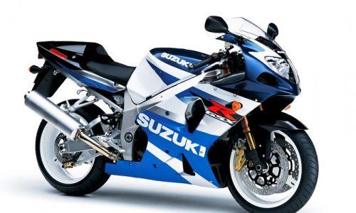 Suzuki GSX-R1000 K1 2001