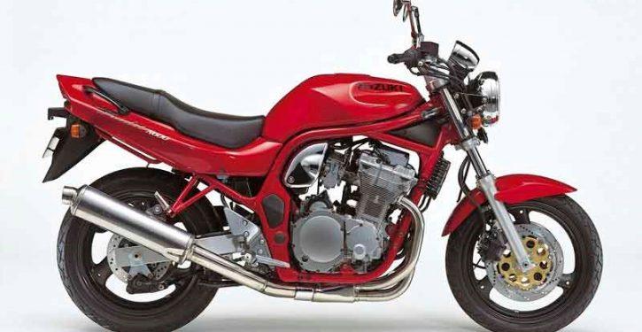 Mk1 Suzuki Bandit 600