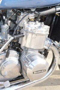 Suzuki GT750 Kettle engine