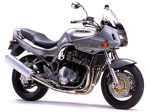 1996 Suzuki GSF1200S