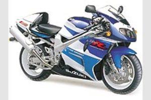 1998-2001 Suzuki TL1000S