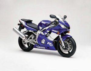 1999-2000 Yamaha YZF-R6
