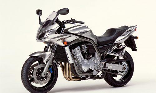 2002 Yamaha Fazer 1000
